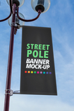 Banner for Street Pole