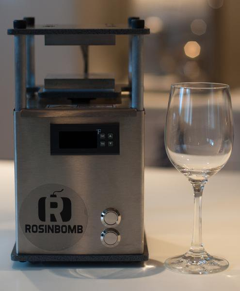 A RosinBomb Rocket Press Review