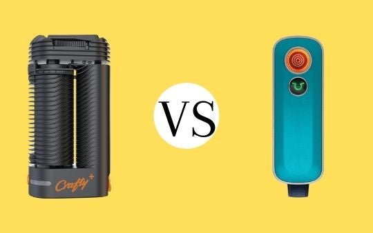 Crafty Plus Vs Firefly 2 Plus Vaporizer Comparison