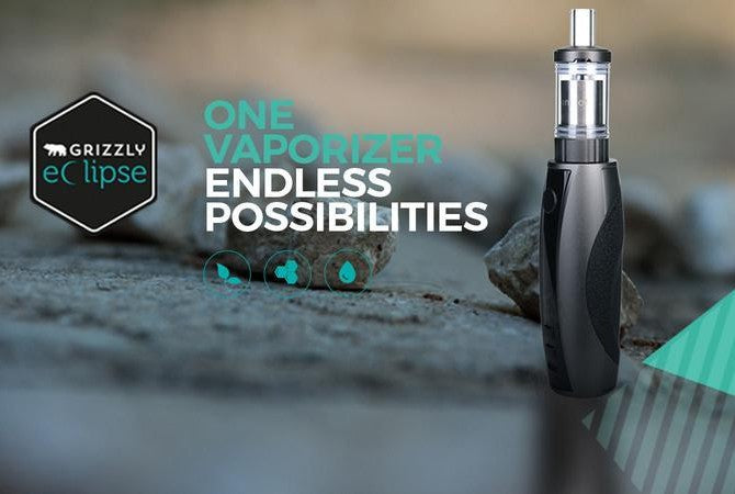 Grizzly Ecplise Vaporizer
