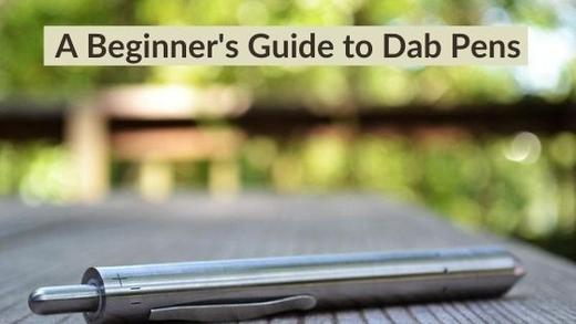 A Beginner's Guide to Dab Pens