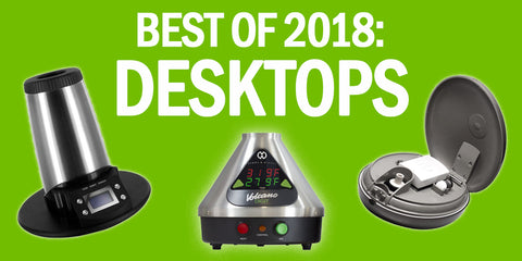 Best of 2018: Desktops