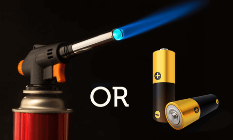 Battery or Butane?