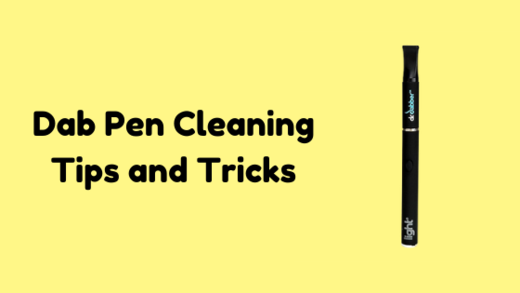 How To Clean A Dab Pen