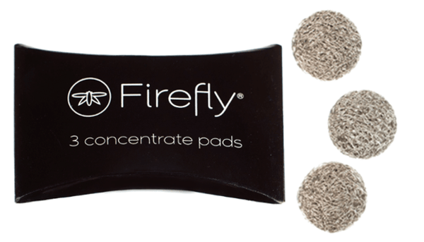 firefly 2 concentrate pads namastevapes vaporizers