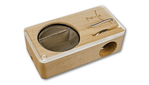 Magic Flight Launch Box Wooden Portable Vaporizer Australia