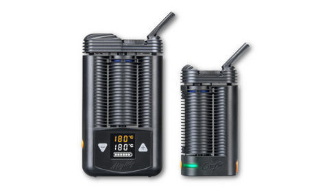 The Mighty The Crafty Vaporizer NamasteVapes Storz And Bickel New Zealand