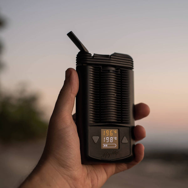 The Mighty Vaporizer from Storz & Bickel - the best portable vaporizer yet