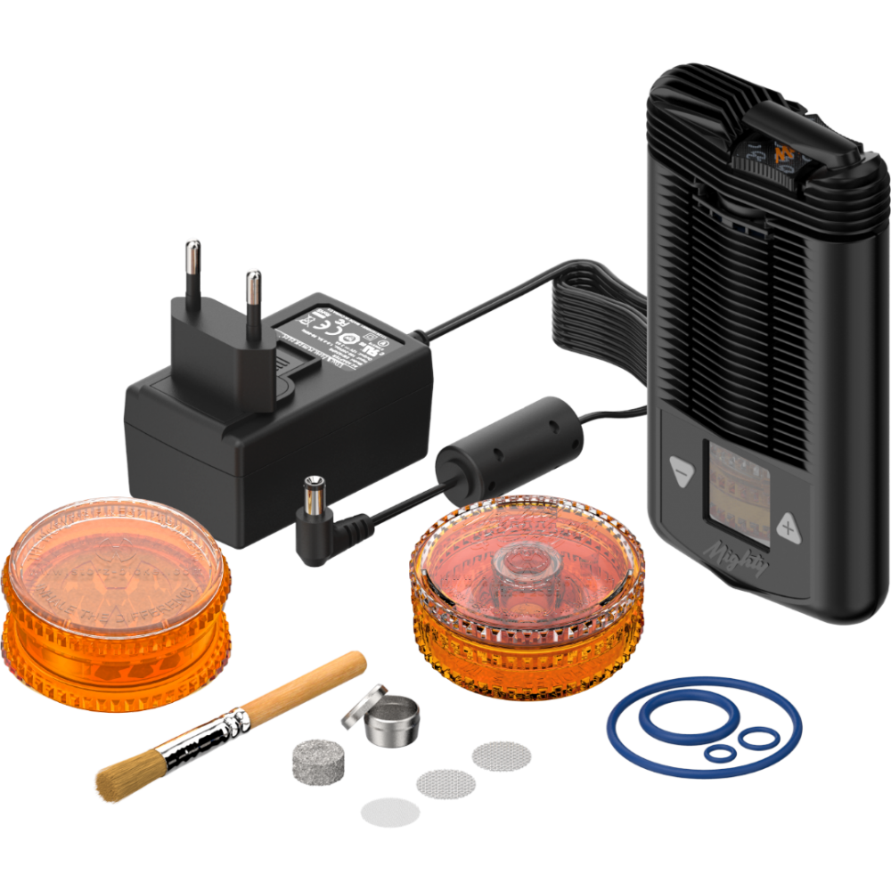 Mighty Vaporizer - What's Included