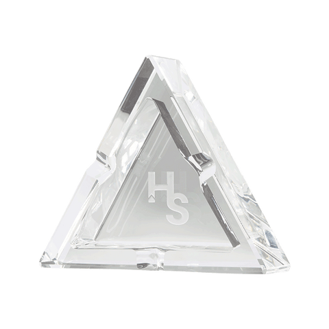 Picture of Higher Standards Glass Ashtray