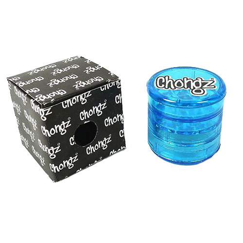 Chongz 50mm 5 part plastic grinder