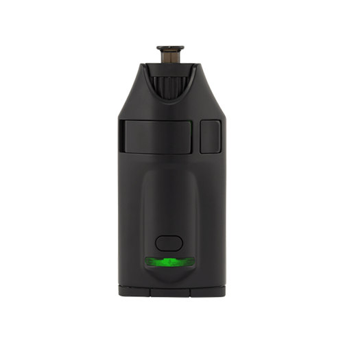Ghost MV1 vaporizer in black