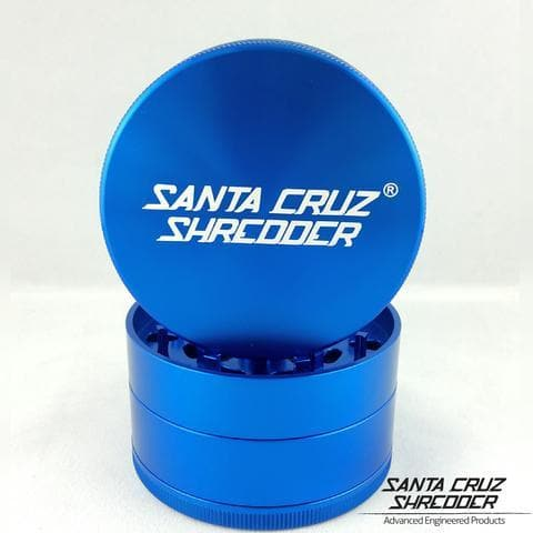 Santa Cruz Shredder Blue Large Open
