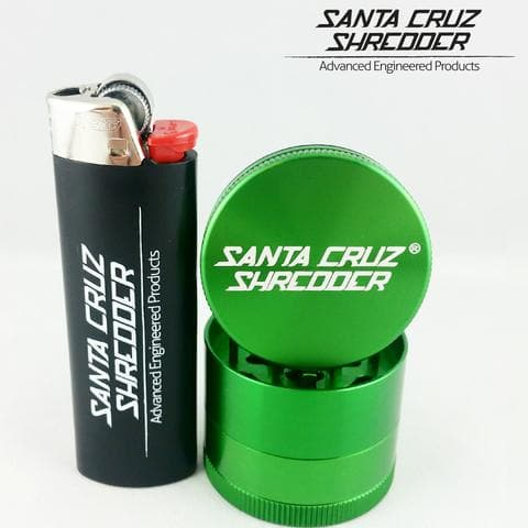 Santa Cruz Shredder Green Kit