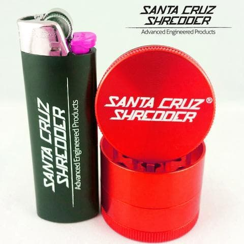 Santa Cruz Shredder Red