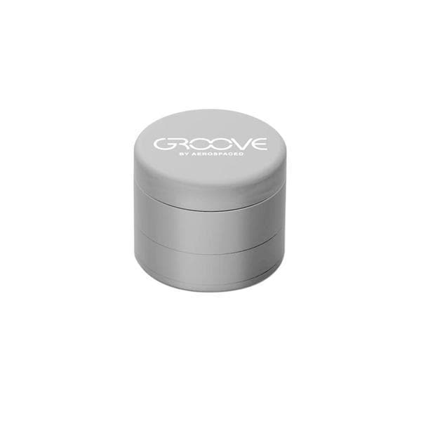 Groove 4-part Grinder by Aerospaced NAMNGD21660