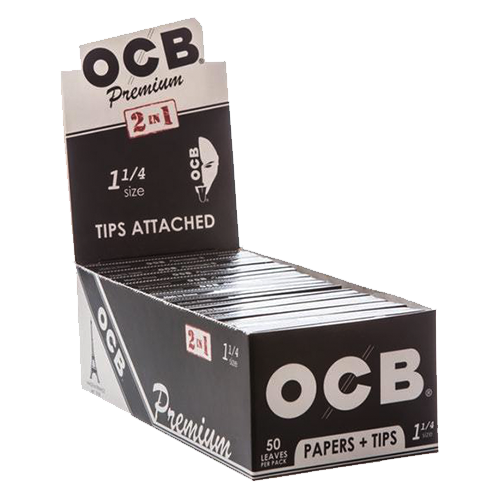 OCB Rolling Papers Hemp