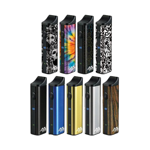 Pulsar APX II Dry Herb Vaporizer colours