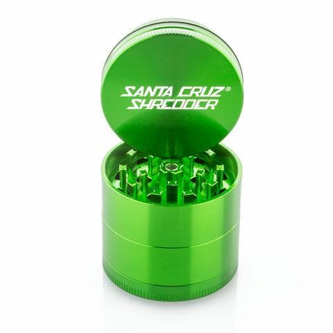 Santa Cruz Shredder Green Large