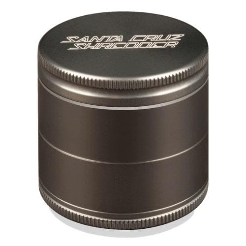 Santa Cruz Shredder 4 Piece Grinder Grey