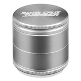 Santa Cruz Shredder 4 Piece Grinder Silver