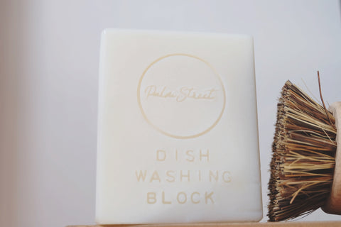 Coconut Oil Dish Block