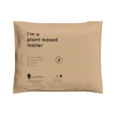 Plant-based Mailer (Large/Beige)