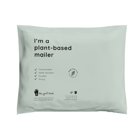Plant-based Mailer (Medium/Mint)