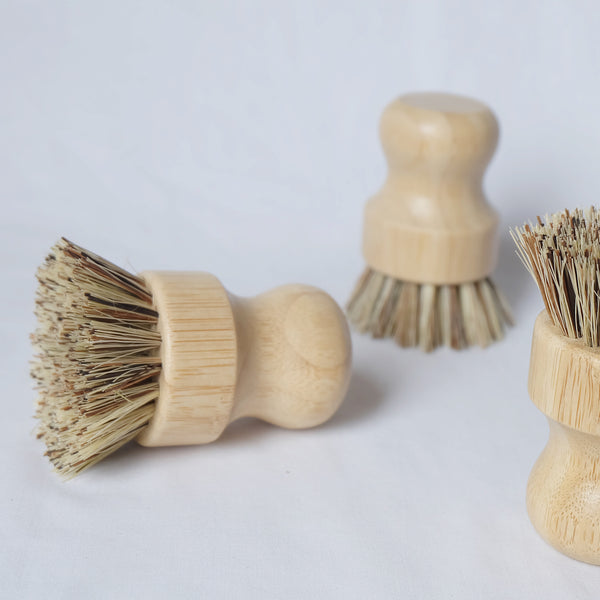 Pot brush by 3's