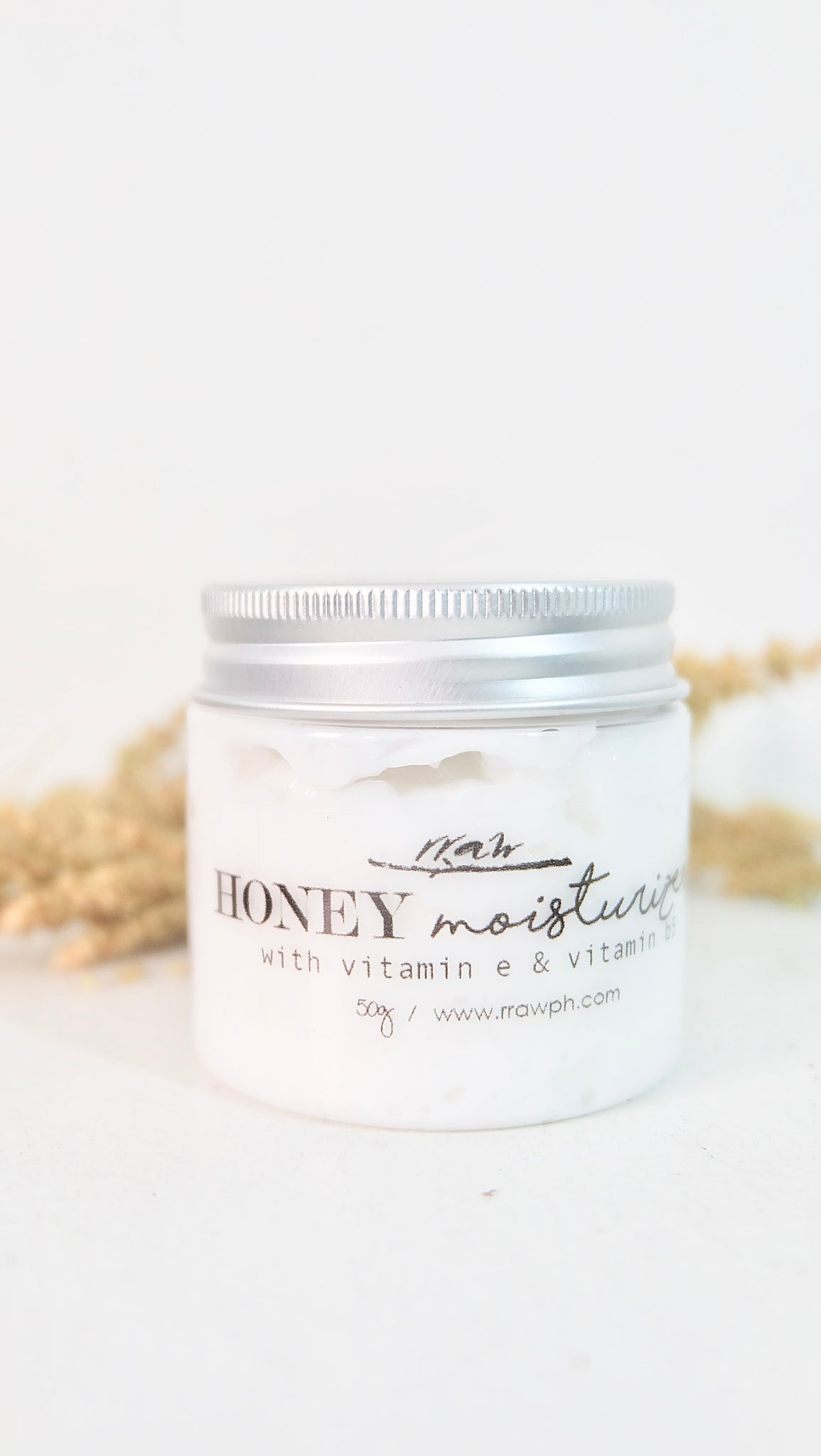 Honey moisturizer
