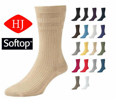 HJ Soft top cotton socks