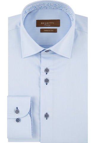 Benetti Blue Shirt