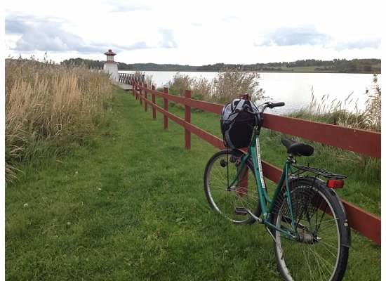 Biking the Gota Canal, Sweden