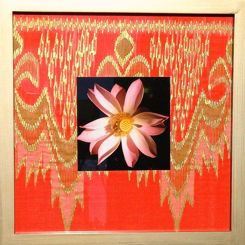 Framed Print- Pura Collection- Lotus