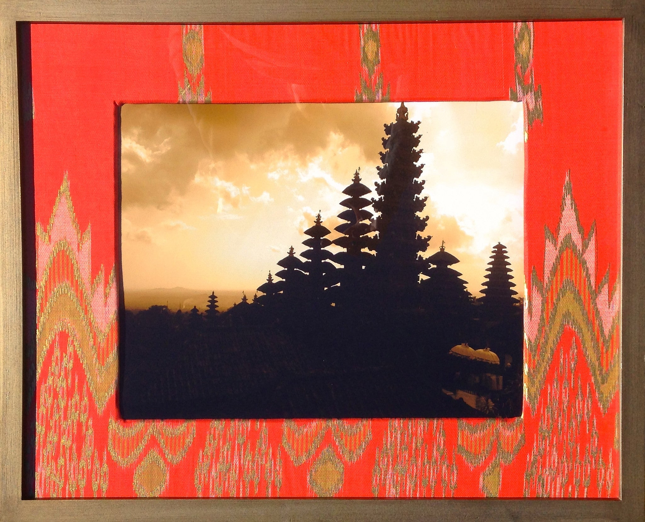 Framed Print- Pura Collection- Besakih