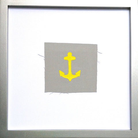 Handmade art, Nyhavn Collection- Anchor