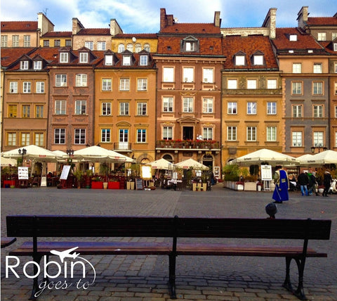 Poland- Warsaw Old Town