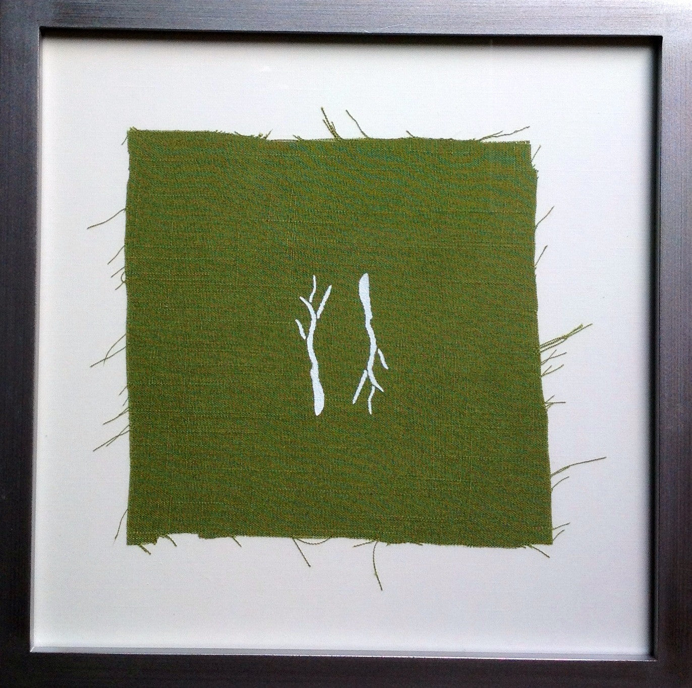 Handmade art, Areuse Gorge Collection- Twigs