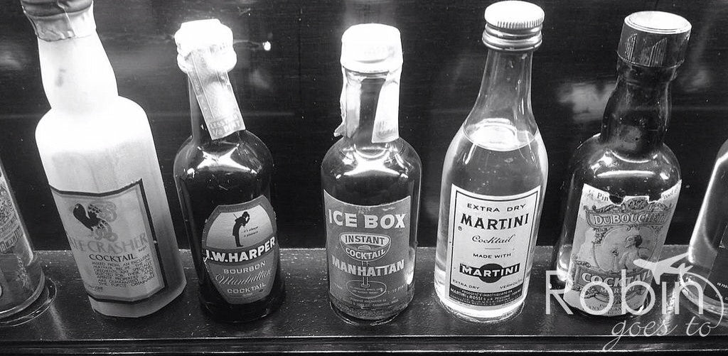 Mini Bottle Museum, Oslo, Norway
