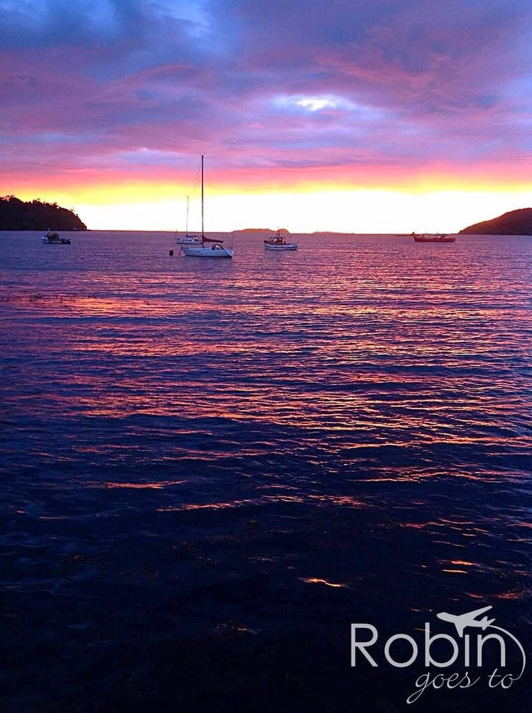 Stewart Island sunrise, New Zealand