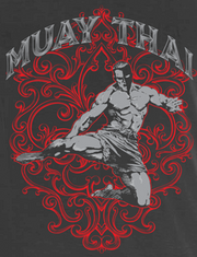 Muay Thai - Mens Tank Top Tee