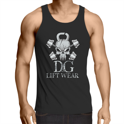D&G Lift Wear - Mens Singlet Top