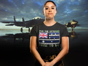 Australian Defence Force Veteran - Womens T-shirt