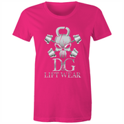 D&G Lift Wear - Womens T-shirt