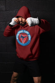 Kickboxer Fight Wear - Pocket Hoodie Sweatshirt