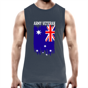 Australian Army Veteran - Mens Tank Top Tee