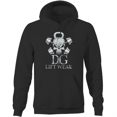D&G Lift Wear - Pocket Hoodie Sweatshirt