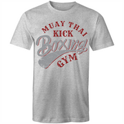 Muay Thai Kickboxing Gym - Mens T-Shirt