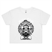Muay Thai - Womens Crop Tee