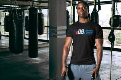 D&G Fight Wear - Mens T-Shirt